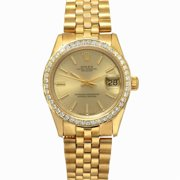 Best Rolex Watches - Pre-Owned Rolex Datejust 68278 Gold Women Watch Review