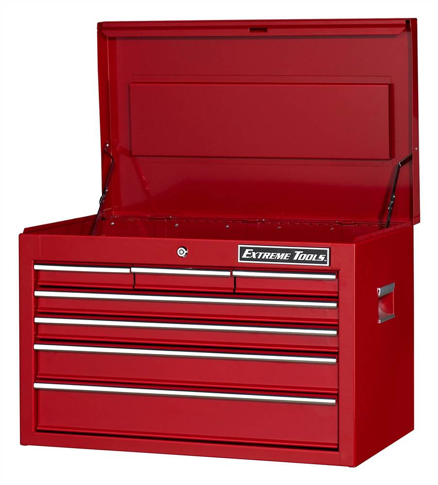 Steel 7-Drawer Professional Locking Tool Chest