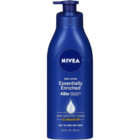 NIVEA Essentially Enriched Body Lotion 16.9 fl. (Best All Over Body Lotion)
