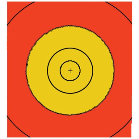 Saunders Archery  Saunders P48 Patches For 122Cm Face Target