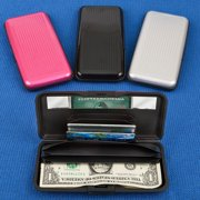 Best Aluminum Wallets - Large aluminum wallets in solid colors from gifts Review