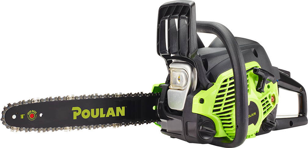 Poulan 16-inch 38cc Two-Cycle Gas Engine Chain Saw by Husqvarna