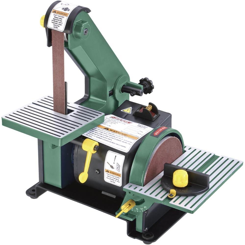 "Grizzly H6070 1"" X 30"" Belt/5"" Disc Sander"