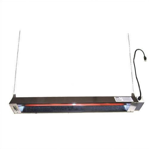 Fostoria Quartz Infrared 1500 Watt Ceiling Mount Electric Infrared Heater