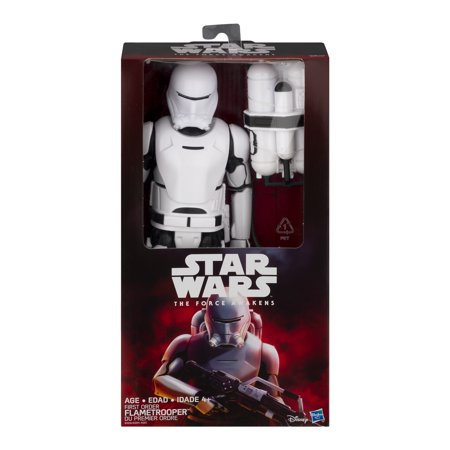 Disney Star Wars First Order Flametrooper The Force Awakens 4+, 1.0 CT for $<!---->