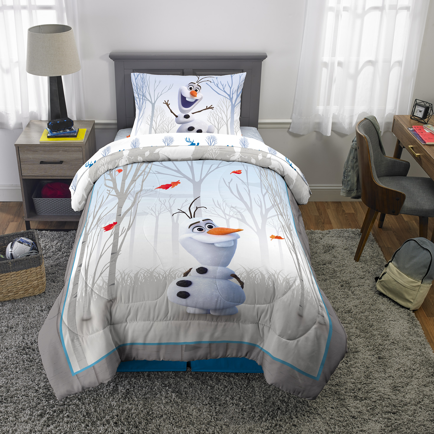 Disney Frozen Olaf Sheet Set Twin or Full kids bedding new in packaging