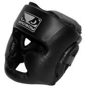 Bad Boy Pro Series 2.0 Full Face Head Guard - Black