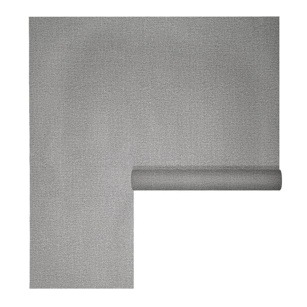 Nk Home Faux Grasscloth Peel Stick Wallpaper Fabric Self Adhesive Contact Paper Linen Removable Fireplace Kitchen Backsplash Wall Door Counter Top Liners 23 6 X 40 197 Grey Blue Gold Green Walmart Com Walmart Com