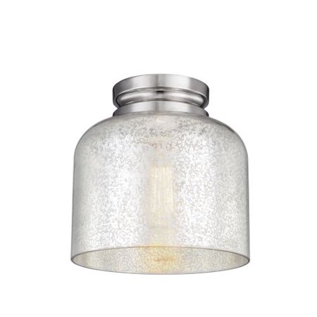 Murray Feiss FM408 Hounslow 1 Light Flush Mount Ceiling Fixture ()