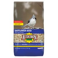 Audubon Park 12223 Straight Wild Bird Food, 4.5 lb, Bag, Seed 4 Pack by Global Harvest Foods