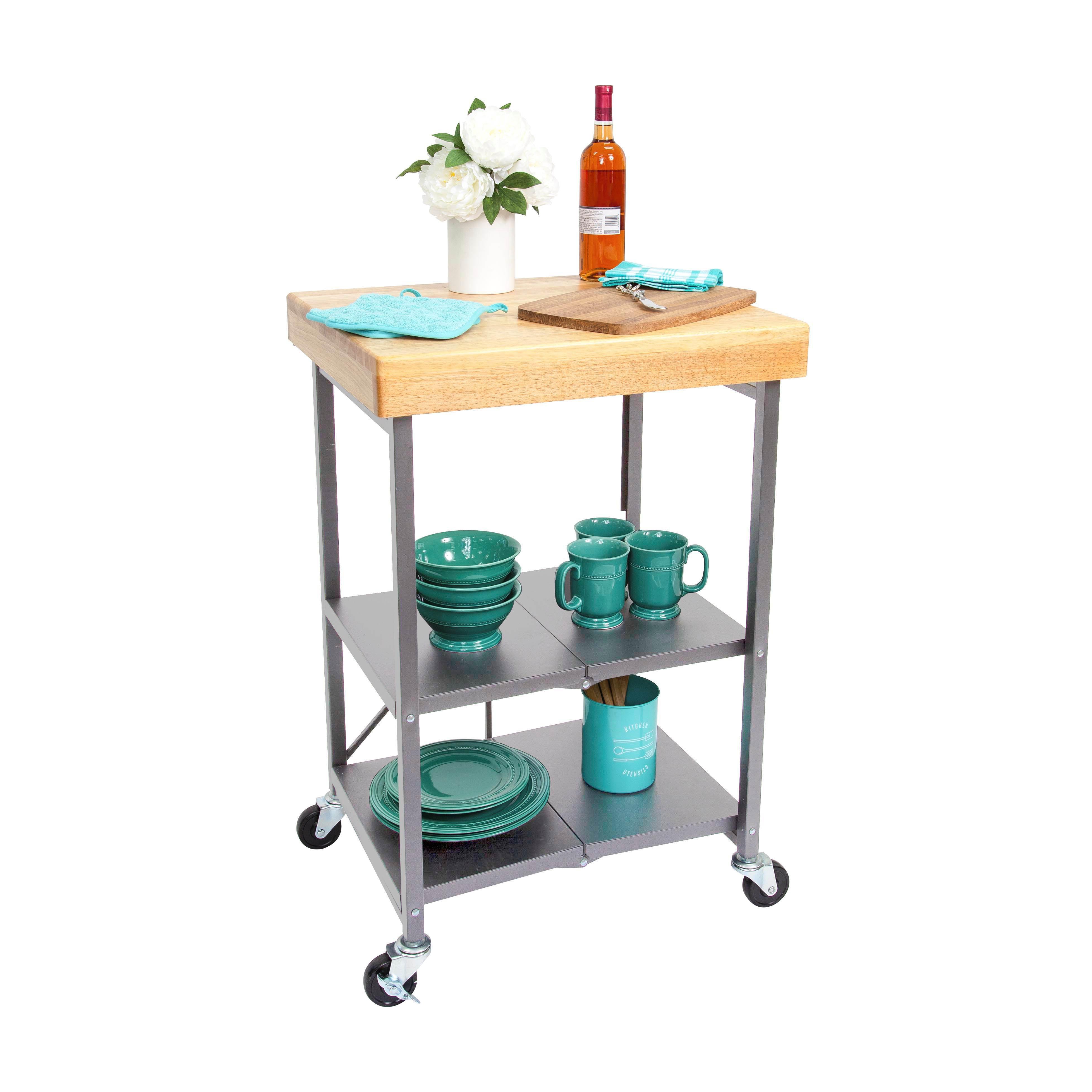 Origami Folding Kitchen Island Cart - 6800500 | Kitchen island ... | 3912x3912
