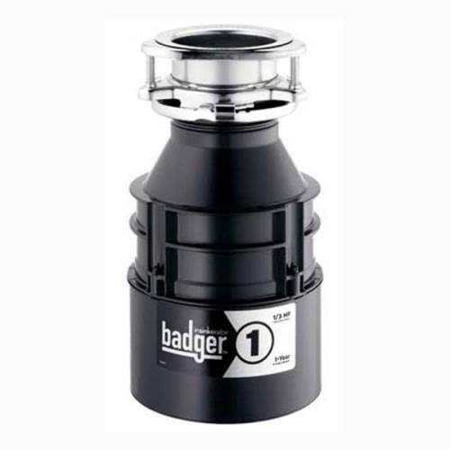 InSinkErator Badger 1 Garbage Disposal