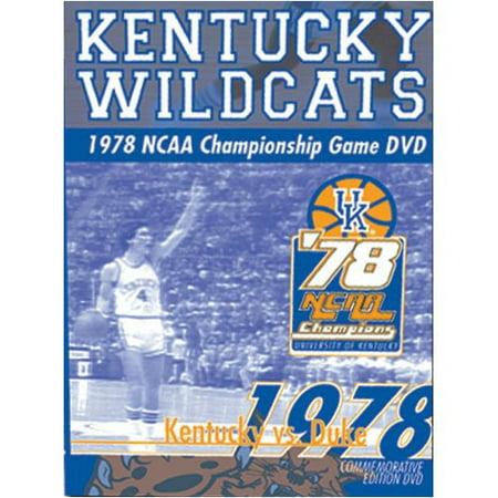Kentucky Game (1978 NCAA Championship Game Kentucky Wildcats (DVD) )