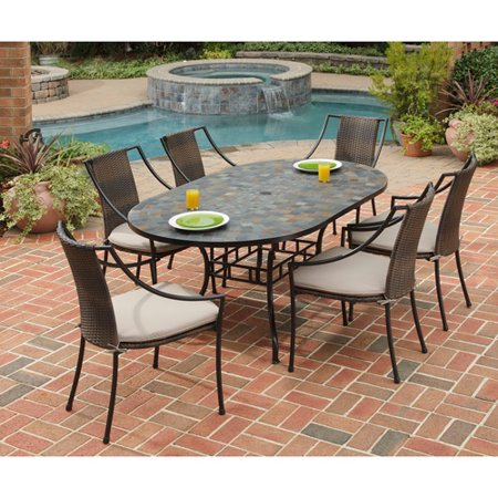 home styles stone harbor 7 piece outdoor dining set