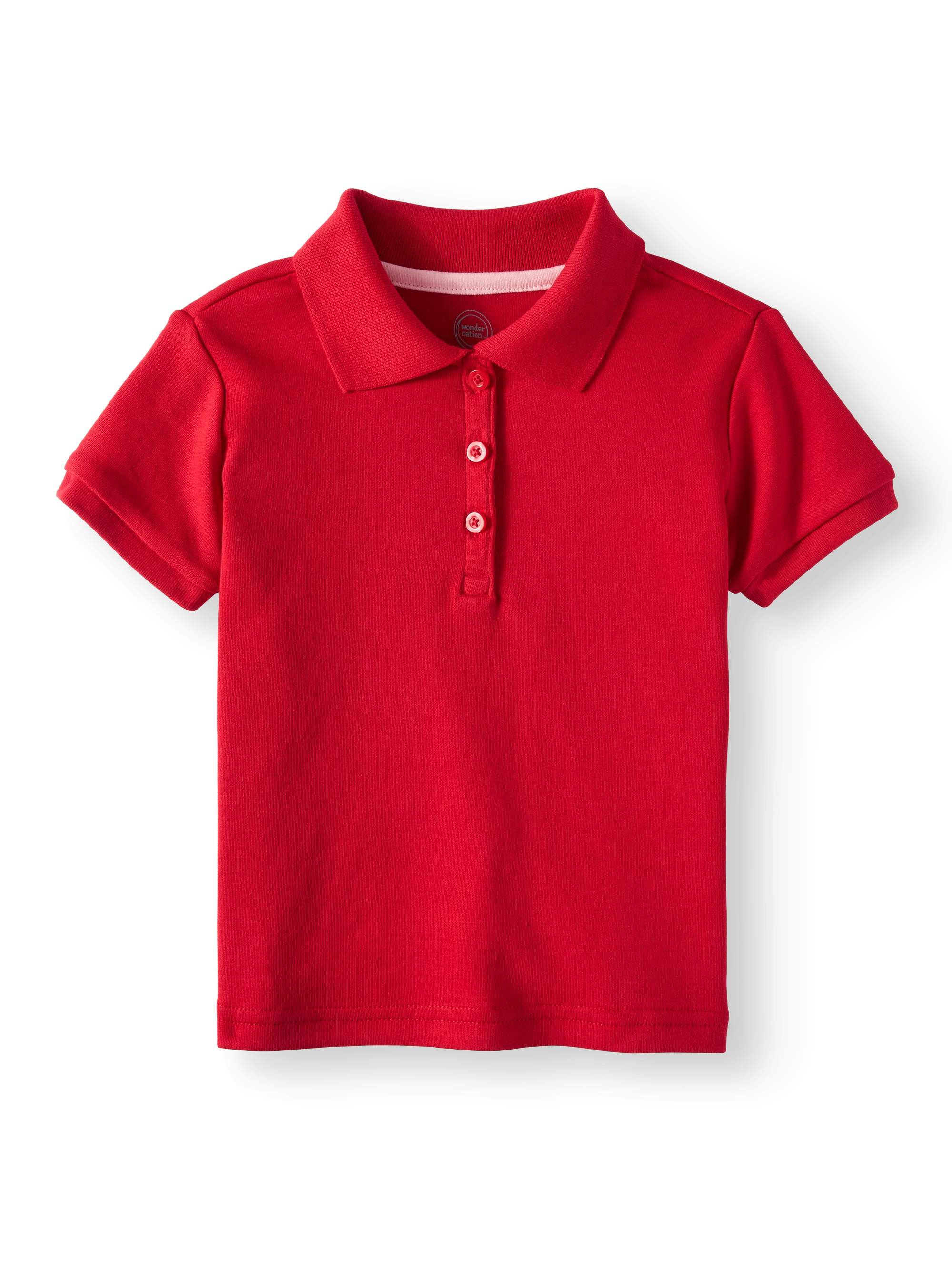 Wn Tod Girl Polo-sz 3t