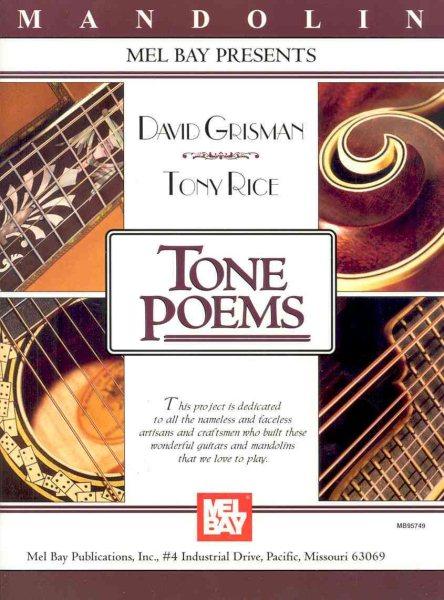 Mel Bay Presents Tone Poems for Mandolin by