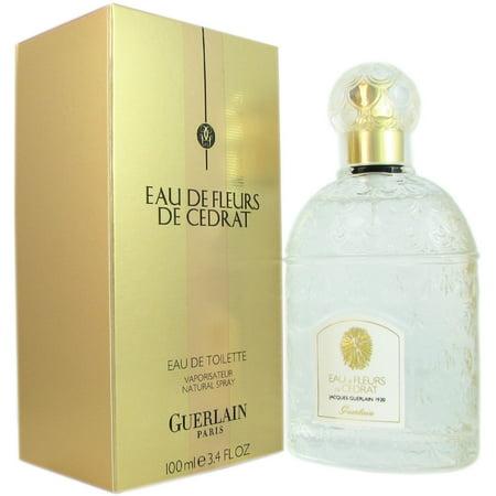 Image of EauDe Fleurs De Cedrat by Guerlain 3.4 oz EDT