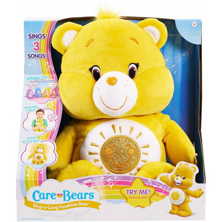 Care Bear Sing-a-long Bears, Funshine Bear