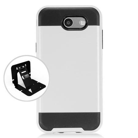 timeless design 77bbb 9e1cc [Samsung Galaxy J3 Emerge] Case, Slim Brushed Metallic Case