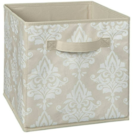 ClosetMaid Fabric Drawer, Natural Damask