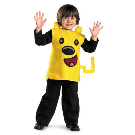 Wubbzy Boys Toddler Size 2T Nick Jr Halloween - Nick Costumes