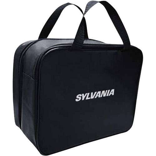 Sylvania Padded DVD Carrying/Mounting Bag, Black