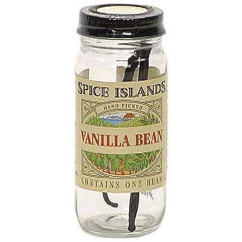 Spice Islands Vanilla Bean, 2 oz (Pack of 3)