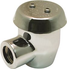 Chicago Faucet Angle Vacuum Breaker 3/8 In., Lead Free