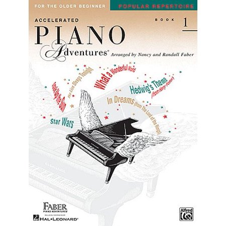 Accelerated Piano Adventures for the Older Beginner, Book 1 : Popular (Best Piano For Beginners Uk)