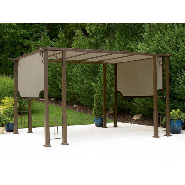 Garden Winds Replacement Canpy Top for Deluxe GFS00577A Pergola