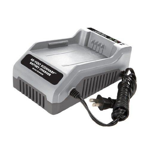 Snow Joe Ion 40-volt Ecosharp Lithium-ion Charger - 3 Hour Charging - 40 V Dc Output - Yes (ichrg40)