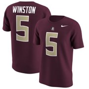 Jameis Winston Florida State Seminoles Nike Name & Number T-Shirt - Garnet