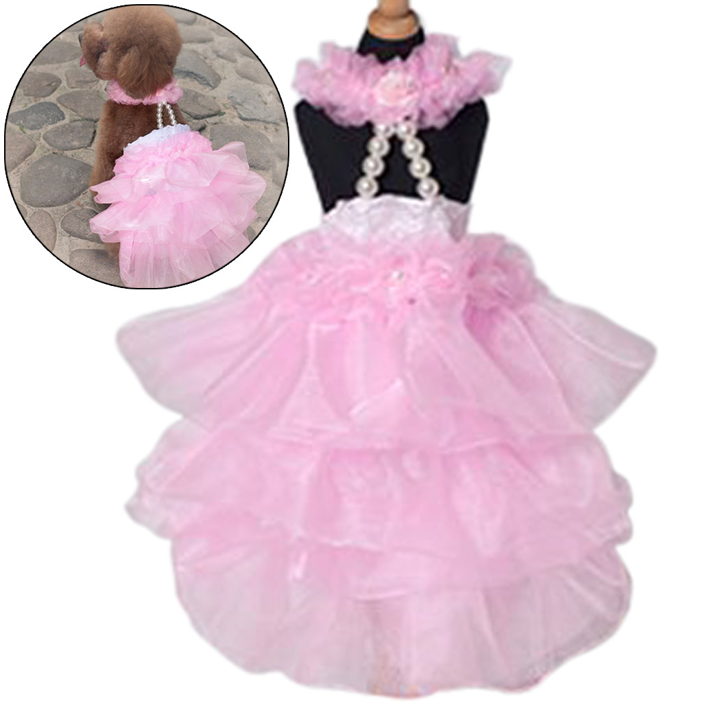 This button opens a dialog that displays additional images for this product with the option to zoom in or out.  sc 1 st  Walmart & Female Dog Dress Costume Legendog Breathable Summer Cool Pet Tutu ...