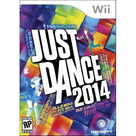 Ubisoft Just Dance 2014 (Wii)