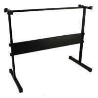 KEYBOARD ELECTRONIC PIANO STAND H Shape Adjustable Rack Universal Metal Stand