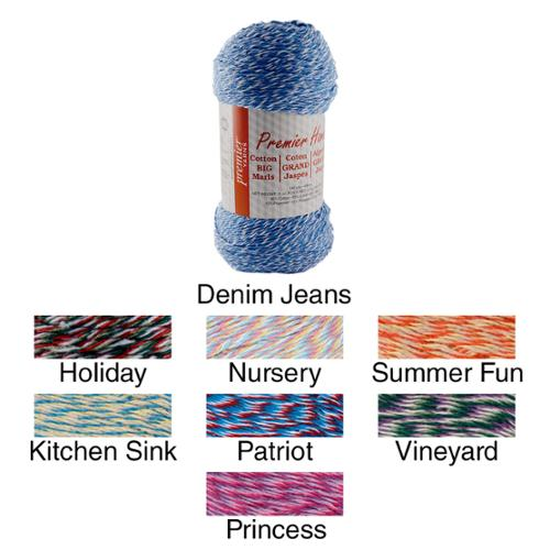 Home Cotton Big Marl Yarn Nursery