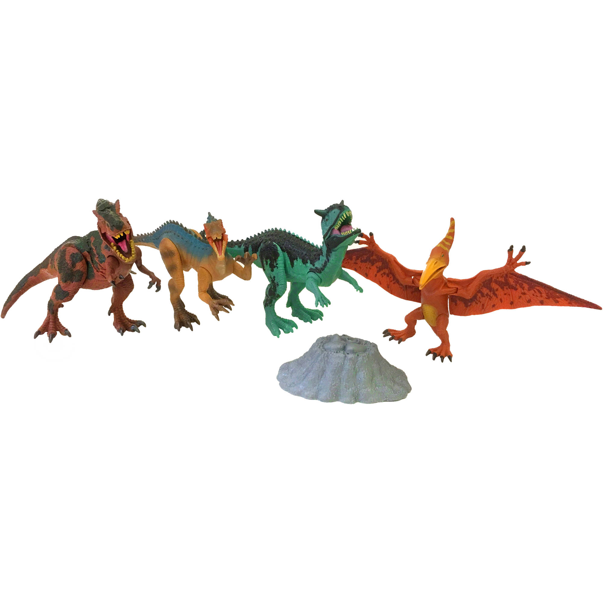 Museum Quality Articulated Dinosaurs by