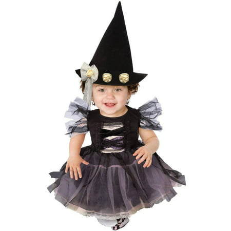 Lace Witch Infant Halloween Costume, Size 0-6 Months - Walmart.com