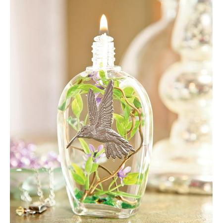 Hummingbird Lifetime Oil - Hummingbird Oil Candle