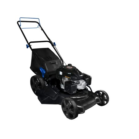 AAVIX AGT1222B 23-inch 3 in one 196CC CEPA3 engine self propelled Gas Lawn Mower