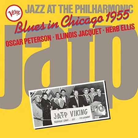 Jazz At The Philharmonic: Blues In Chicago 1955 (Vinyl)