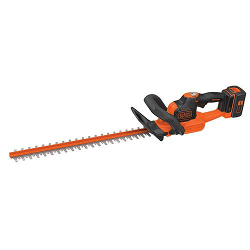 Black & Decker LHT341FF 40V MAX Cordless Lithium-Ion 24 in. POWERCUT Hedge Trimmer Kit by Stanley Black & Decker