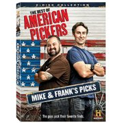 The Best Of American Pickers: Mike And Frank's Picks by ARTS AND ENTERTAINMENT NETWORK