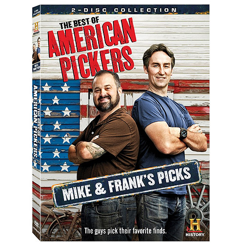 The Best Of American Pickers: Mike And Frank's Picks