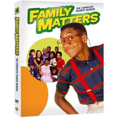 Family Matters: The Complete Fourth Season (Full Frame) by