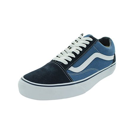 Vans VN-0D3HNVY: Unisex Old Skool Skate Navy Sneaker - Unusual Vans Shoes