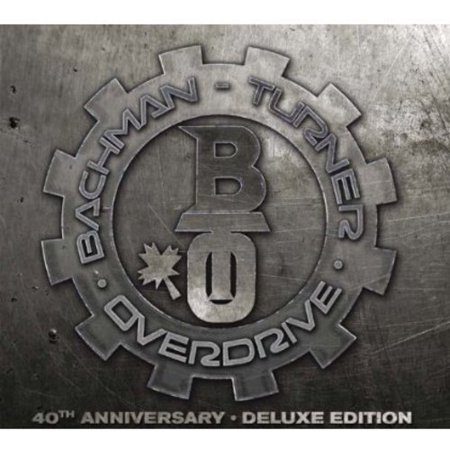 Bachman Turner Overdrive (40th Anniversary) (CD)