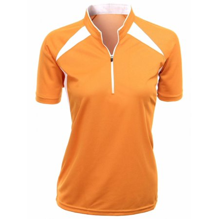 FashionOutfit Women's Functional Coolmax Fabric Leisure Sports And Activity China T-Shirt