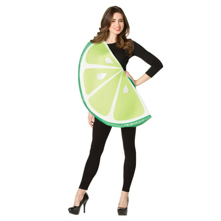Lime Slice Costume](Sliced Fingers Halloween)