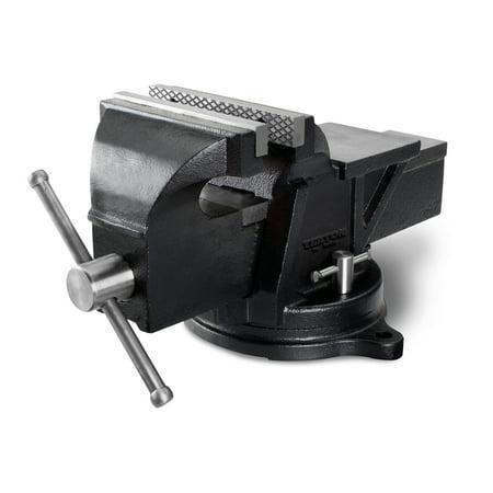 Multi Purpose Bench Vise - TEKTON 6-Inch Swivel Bench Vise | 54006